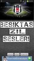 Screenshot of BEŞİKTAŞ ZİL SESLERİ