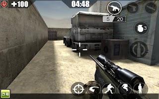 Screenshot of 스페셜포스 NET for Kakao
