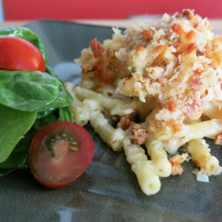 Mac And Cheese With Bacon And Truffle Oil Recipes