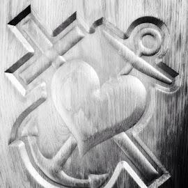 On wooden door by Žaklina Šupica - Instagram & Mobile Android