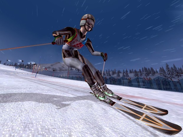 Torino 2006 - the Official Video Game of the XX Olympic Winter Games