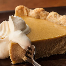 Brown Butterscotch Pie