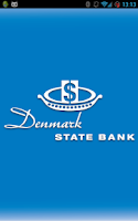 Screenshot of Denmark State Bank