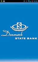 Screenshot of Denmark State Bank