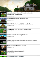 Screenshot of Build Cool Craft House 2014