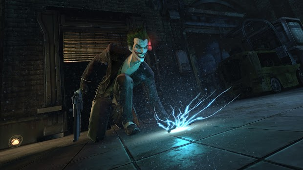 New Batman: Arkham Origins DLC arrives today