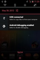 Screenshot of Afterburner CM9/CM10 Theme