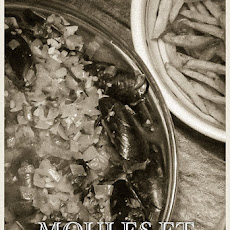 Mussels and Fries