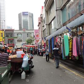 Night market  by Yusop Sulaiman - City,  Street & Park  Markets & Shops