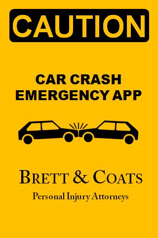 Car Crash Emergency App