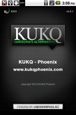【免費音樂App】KUKQ - Phoenix-APP點子