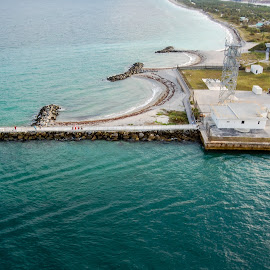 Leaving Fort Lauderdale by Matt Meyers - Landscapes Travel ( celebrity, vacation, ship, florida, cruise ship, fort lauderdale, cruise, equinox )
