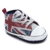 Converse Union Jack Crib Trainer CRIB