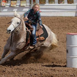 Tucson Rodeo 90th Anniversarry by Jeffrey Hechter - Sports & Fitness Rodeo/Bull Riding