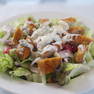 Breaded Chicken Salad Recipes