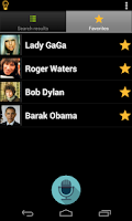 Screenshot of Speak 2 Call Full-Voice dialer
