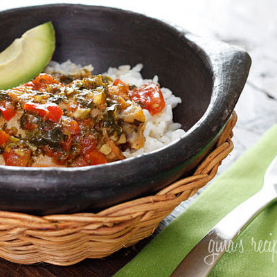 Sofrito Chicken Stew
