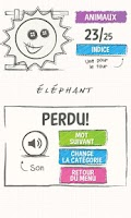 Screenshot of Pendu: Qui sera pendu?