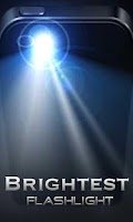 Screenshot of Very Simplest Flashlight