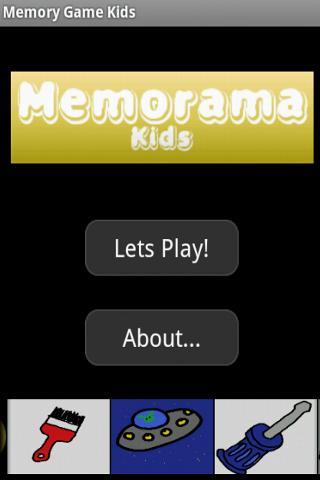 記憶遊戲兒童