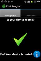 Screenshot of Root Analyzer