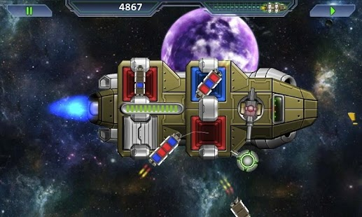Space Freight - screenshot