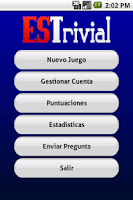 Screenshot of EsTrivial