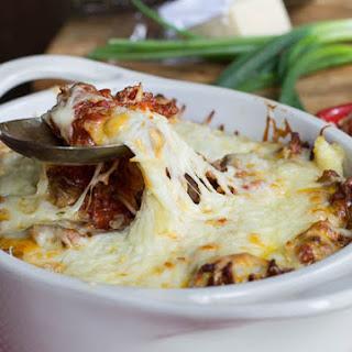 Ground Beef Casserole Mozzarella Cheese Recipes