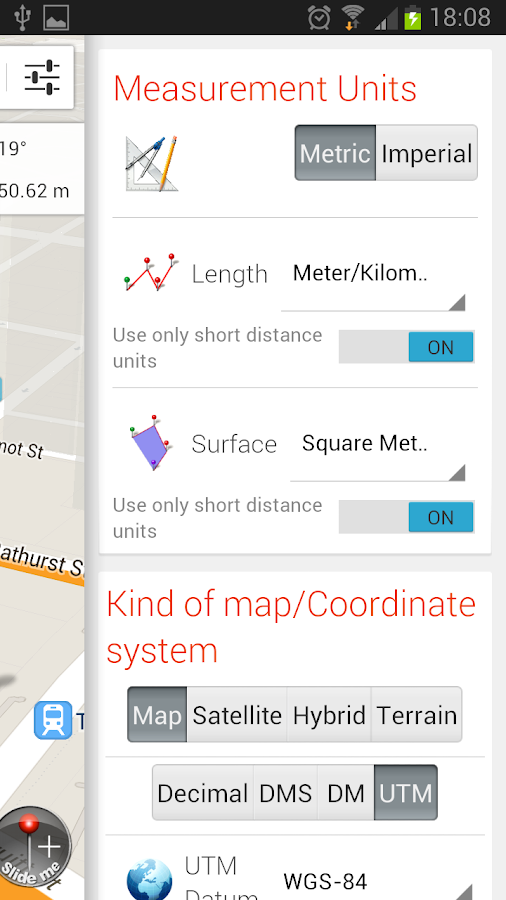 Measure Map Pro Screenshot 5