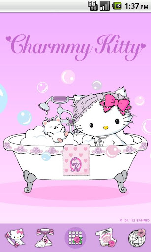 Charmmy Kitty Theme 1