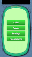 Screenshot of BT Baby Phone