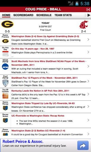 WSU Football Basketball