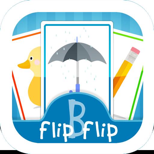 教育必備App Flip Flip B LOGO-綠色工廠好玩App