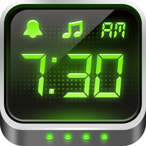 Alarm Clock Pro - Music Alarm (No Ads) Programos Android