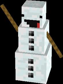 Noob Snowman
