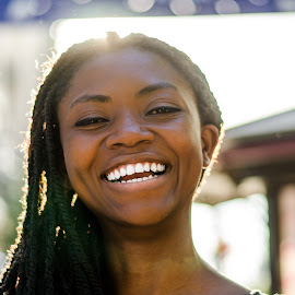 Smile by Angelo Perrino - People Portraits of Women