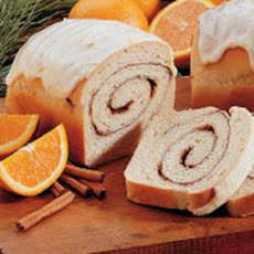 Cinnamon Swirl Orange Bread