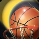 3D Basketball Shot mobile app icon