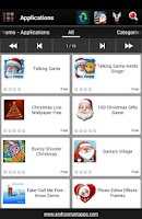 Screenshot of Best Christmas Apps