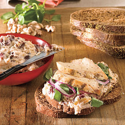 Cranberry-Cream Cheese Spread