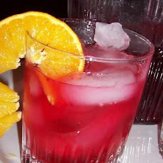 Cranberry-Orange Vodka