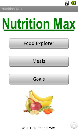 Nutrition Max