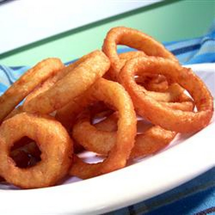 Beer Battered Onion Rings Recipe | Yummly