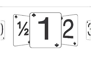 Screenshot of Scrum Planning Poker Cards