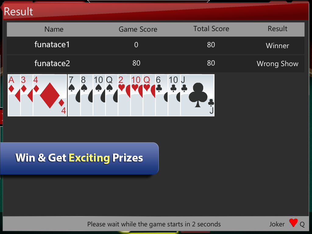 Ace2Three Rummy Screenshot 4