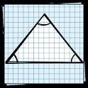 Triangle Calculatrice icon