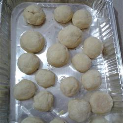 Amaretto Butter Balls