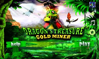 Screenshot of Dragon Treasure - Golden Miner