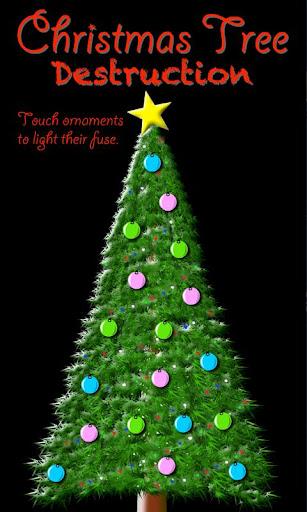 【免費娛樂App】Christmas Tree Destruction-APP點子