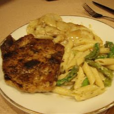 Pork Chop and Potato Casserole